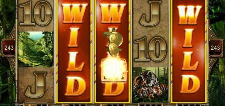 Untamed: Bengal Tiger Pokie Game – A Fierceful Ride