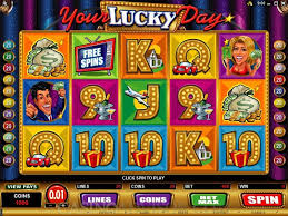 I Found My Lucky Day With The Most Famous Slot Your Lucky Day